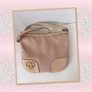 Luxurious Vintage GUCCI Crossbody Bag